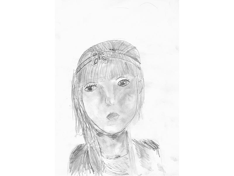 Ewelina - Autoportret PRZED